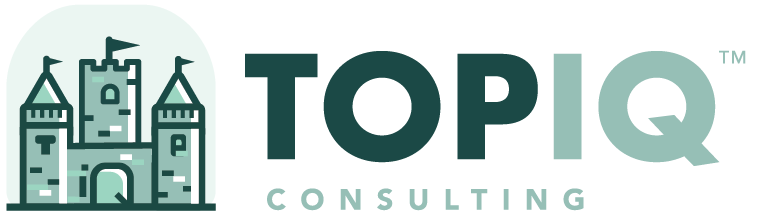 TopIQ Pty Ltd – Consulting, Recruitment, Outsourcing and Marketing Logo